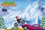 Игра Mario Winter Trail 2