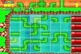 Игра Mario Pipe Puzzle