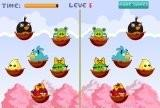Игра Angry Birds Glasses