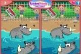 Игра Zoo Animals Differences