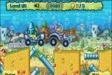 Игра Spongebob Tractor 2