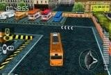 Игра Busman Parking 3D