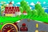 Игра Mario Kart - Mushroom Kingdom Course
