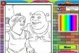 Игра Princess Fiona Coloring