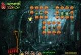 Angry Bird Halloween Forest