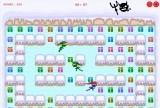 Игра Stick Santa Gift Collect
