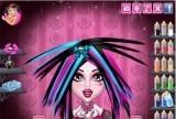 Игра Monster High Real Haircuts