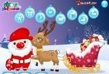 Christmas Cute Reindeer