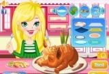 Игра Apple Piglet Cooking Show