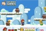 Super Mario Snowing