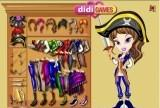 Piratz Dress Up