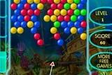 Игра Balls on the Depth