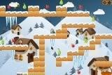 Игра Little Heads - Snowy Adventure