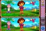 Dora - Spot the Difference