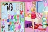 Игра Fashion Barbie Cleaner