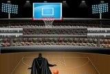 Batman vs Superman - Basket Ball Tournament