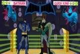 Batman vs Clock King - Brawl