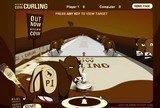 Играть Brown Cow Curling