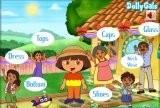 Играть Dora Dress Up