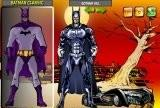 Batman Dress Up