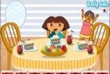 Игра Dining Table Decor