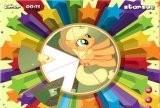 Игра My Little Pony - Round Puzzle