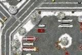 Игра Winter Firefighters Truck 2