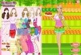 Barbie Fruiterer Dress Up