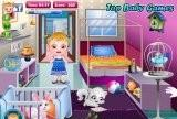 Игра Baby Hazel Pet Party