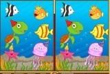 Игра Deep Sea - Spot the Difference