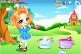 Игра Little Princess Laundry