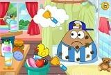 Игра Pou Day Care