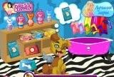 Играть Monster High - Caring for pets
