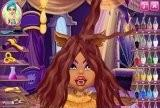 Clawdeen Wolf Real Haircuts