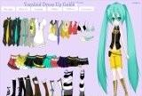Vocaloid Dress Up