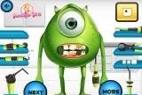 Игра Monster Eye - Tooth Problems