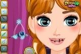Игра Frozen Anna - Dentist
