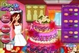 Игра Realistic Wedding Cake Decor