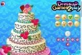 Игра Floral Wedding Cake