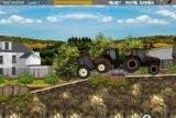 Игра Racing Tractors