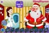 Santa at the Hospital