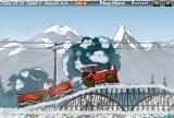 Играть Santa Steam Train Delivery