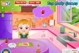 Игра Baby Hazel Tomato Farming