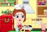 Игра Christmas Ice Cream Sundae