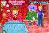 Игра Baby Hazel Christmas Dream
