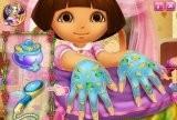 Игра Dora Nails Spa