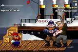 Играть Dwarf on a wharf