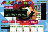 Игра Mario Poker