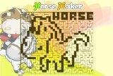 Horse maker