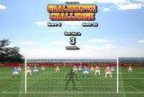 Игра Goalkeeper challenge